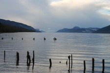 Loch Ness from Dores, near Inverness
